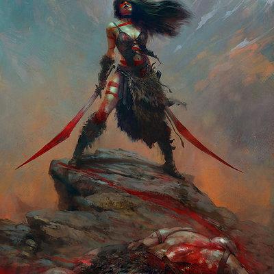 Barbarian w o