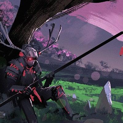 Cybersamurai