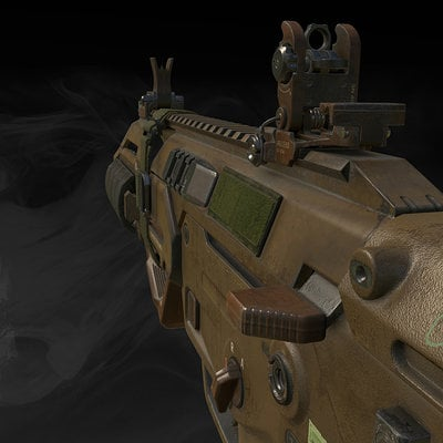 Call of duty ghosts msbs game model 01