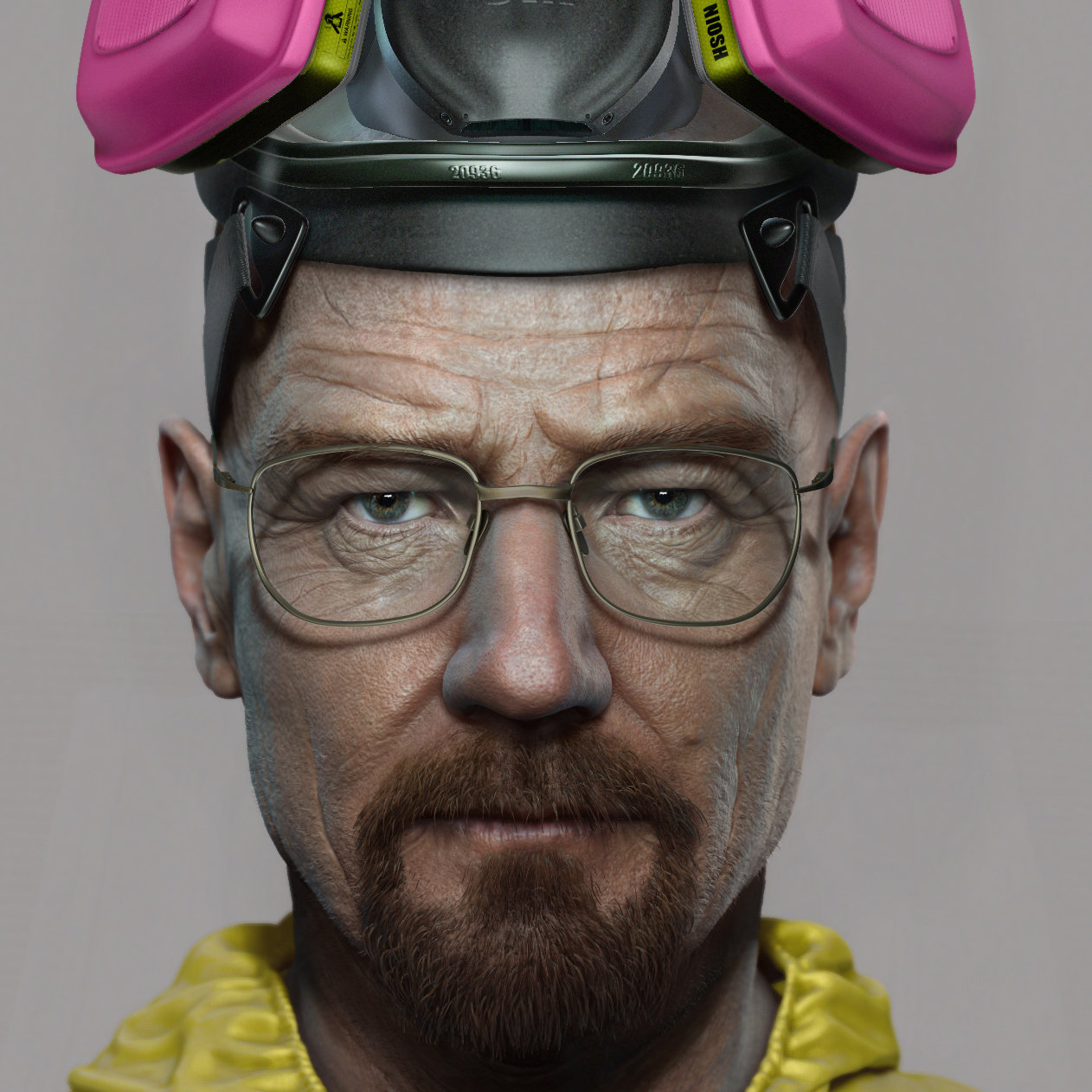 0399f1e9cd5 ArtStation - Breaking bad Fan Art- Walter White