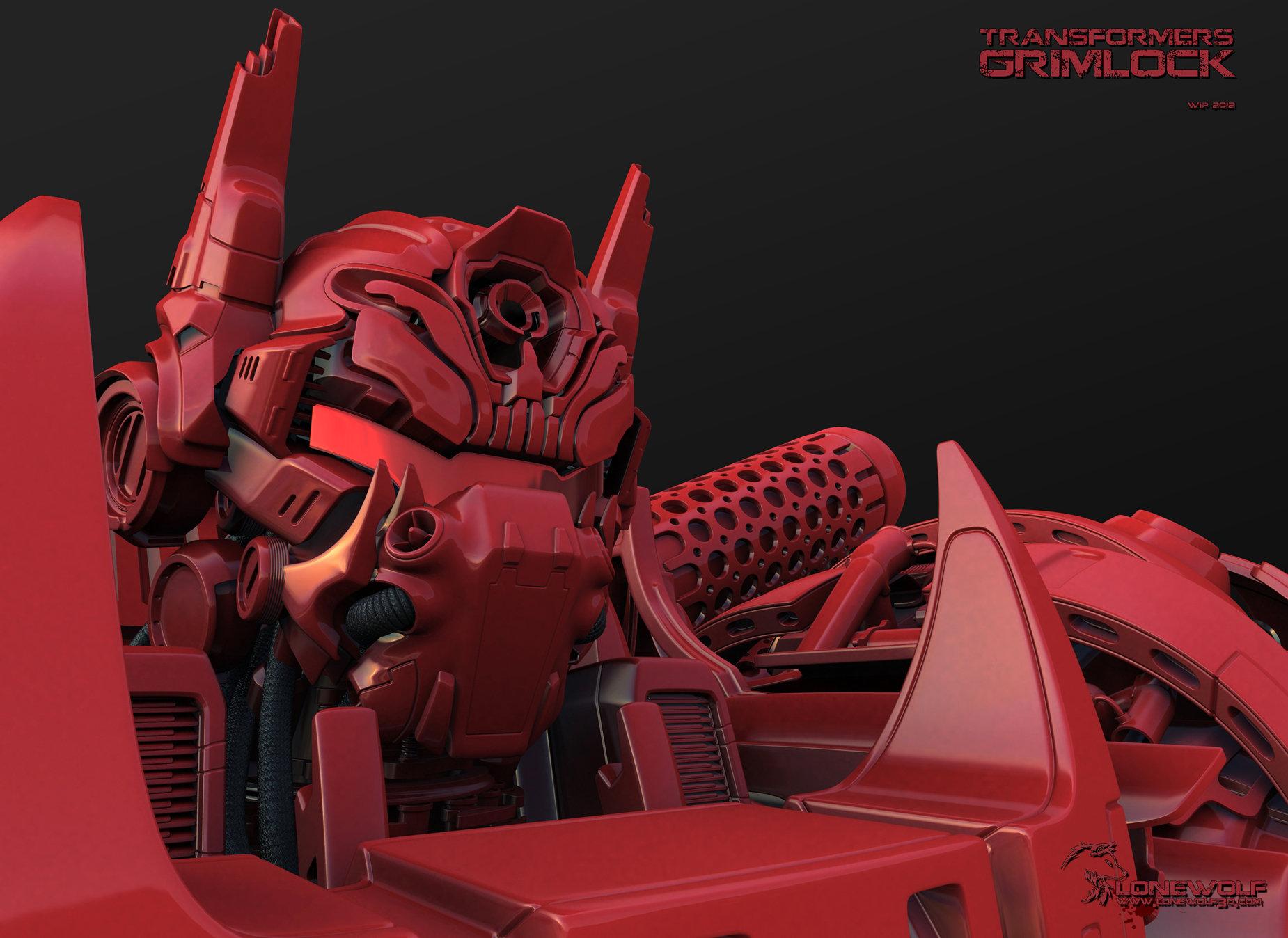 Grimlock transformers tf4 02