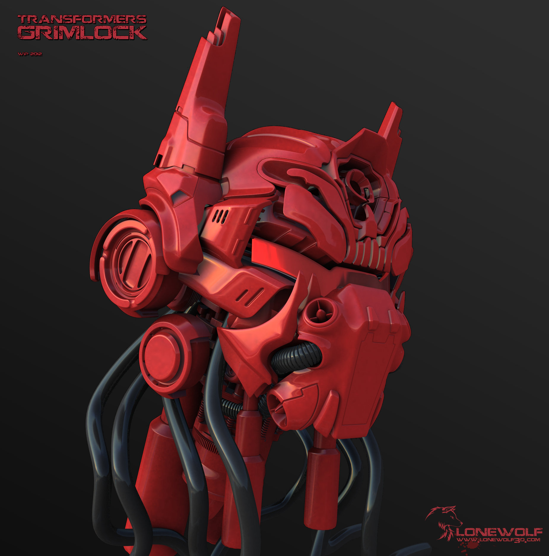Grimlock transformers tf4 04
