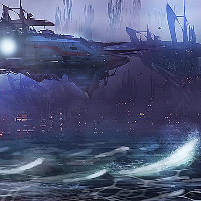 Arrival by xenomorph designs d479fsh