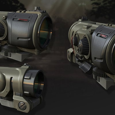 Crysis3 assault scope hp