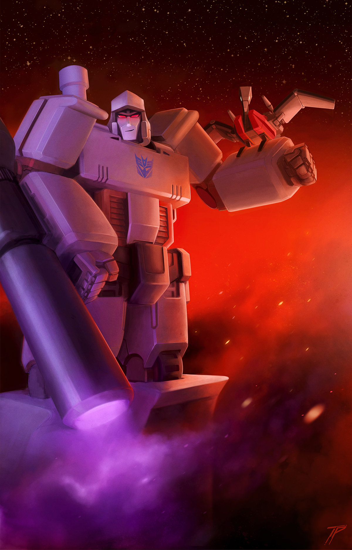 Megatron paints v.1.1 sml