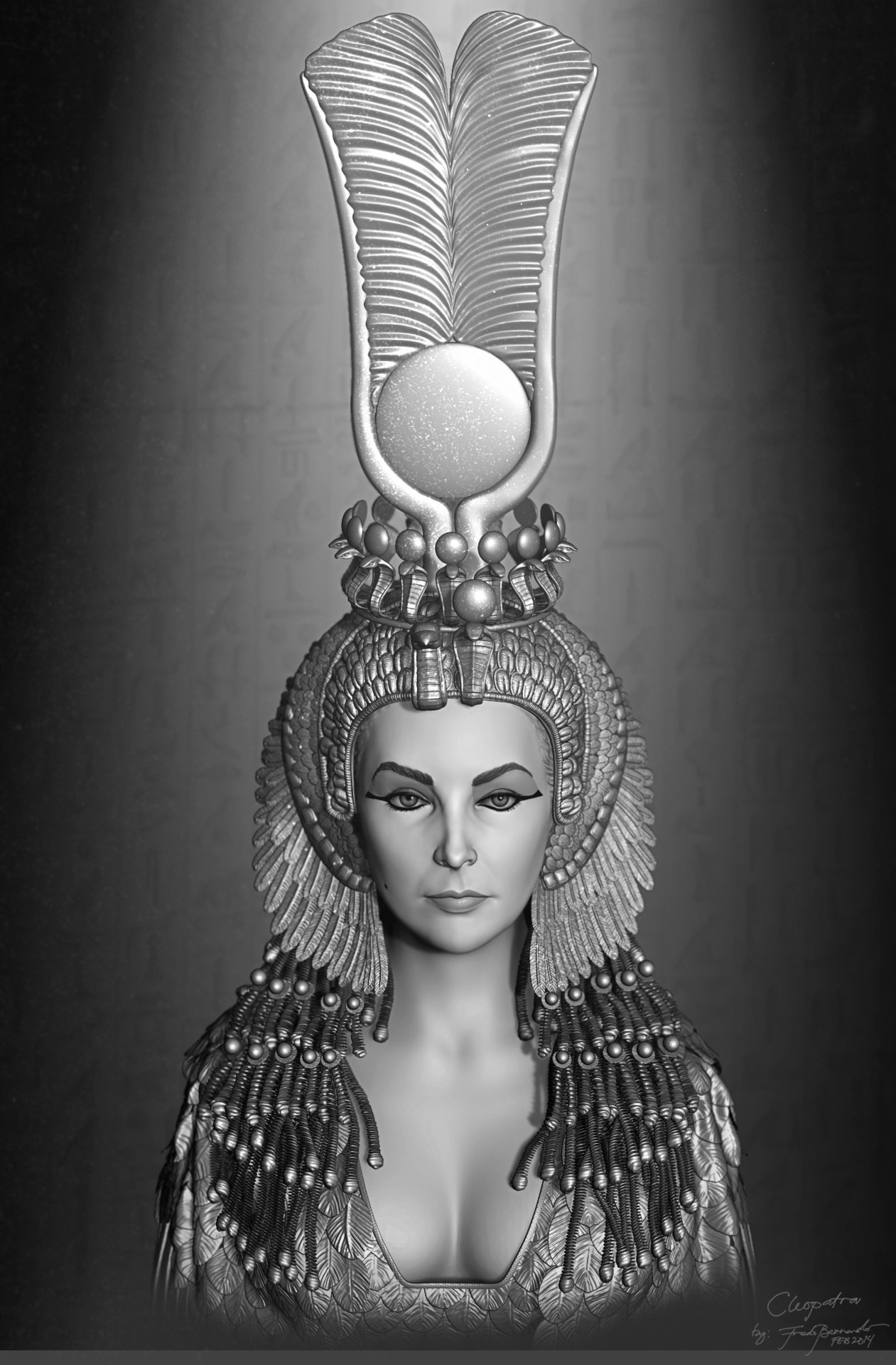 Cleopatra front finalok
