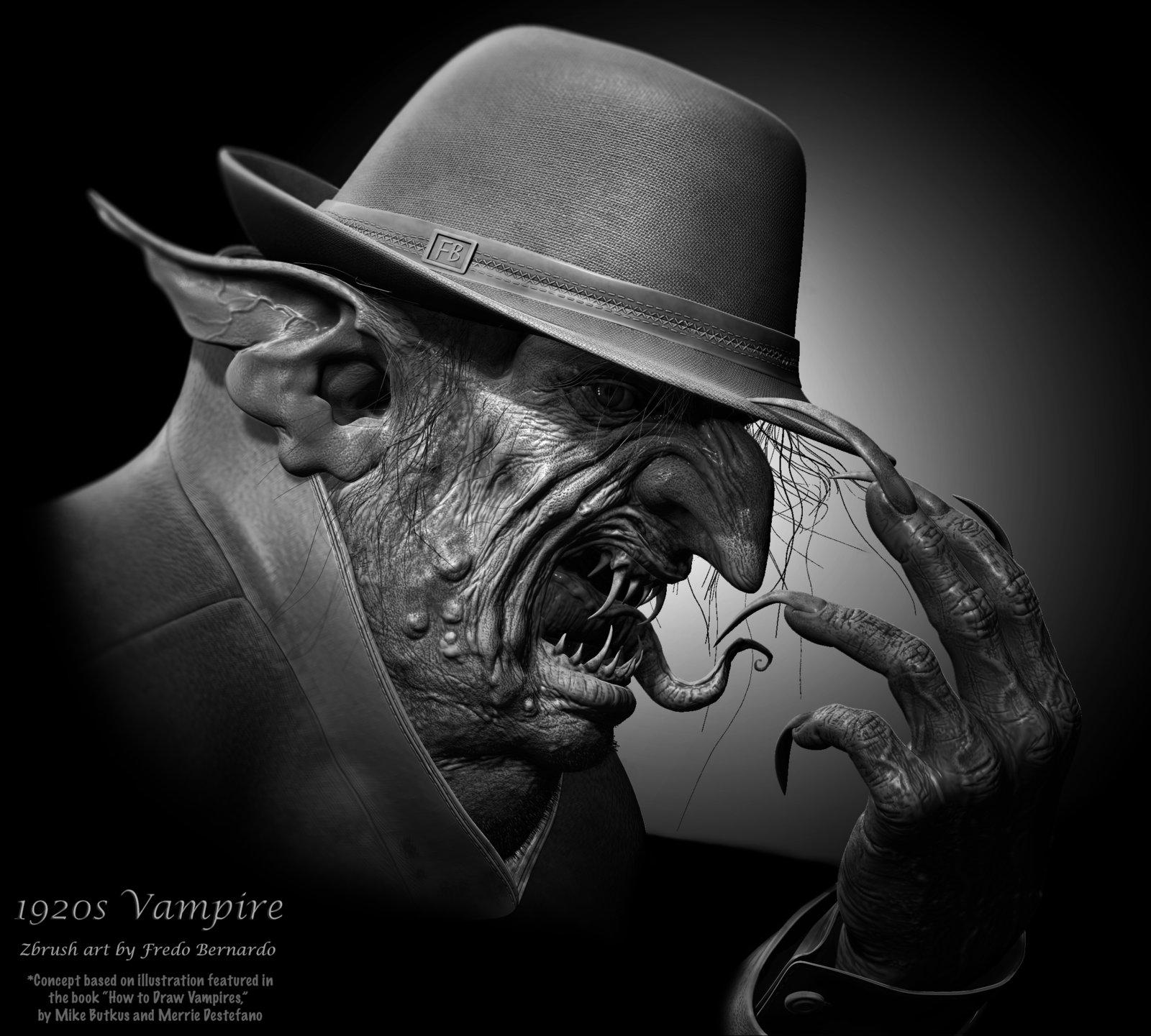1920s Vampire