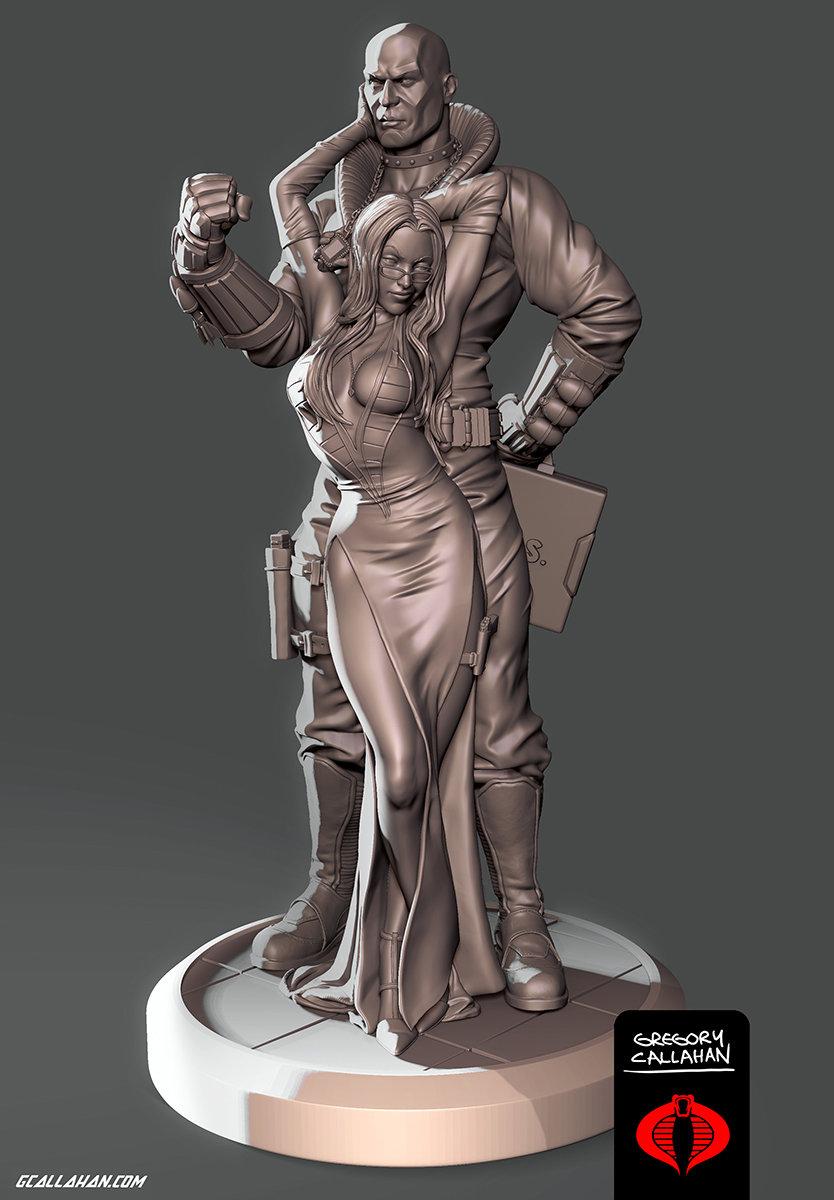 Destro baroness zb callahan
