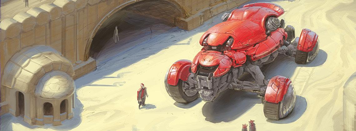 Desert transport 01