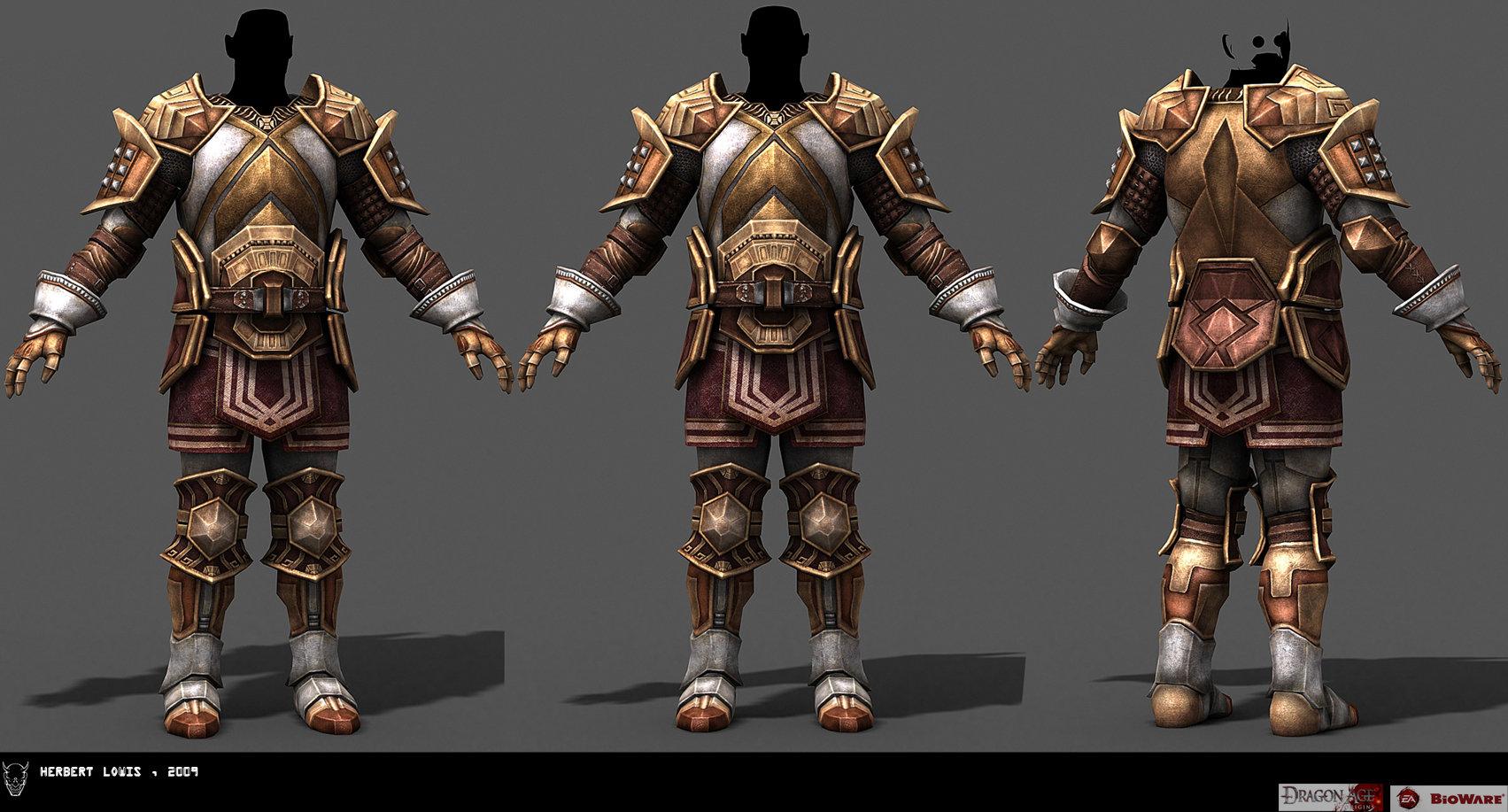 100 Photos of Dragon Age Armor