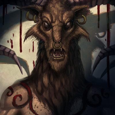Beast in the feild web
