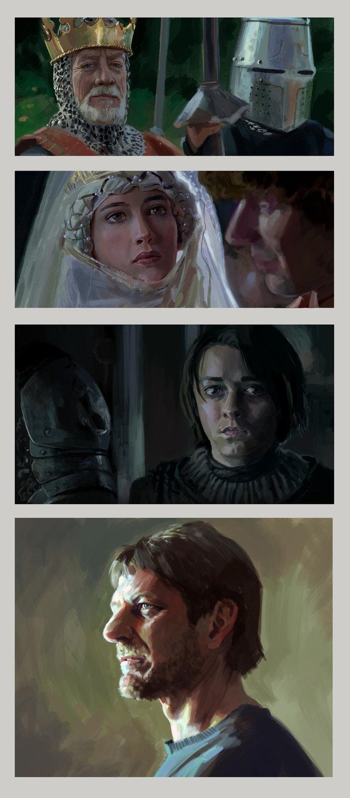 Screencap Studies