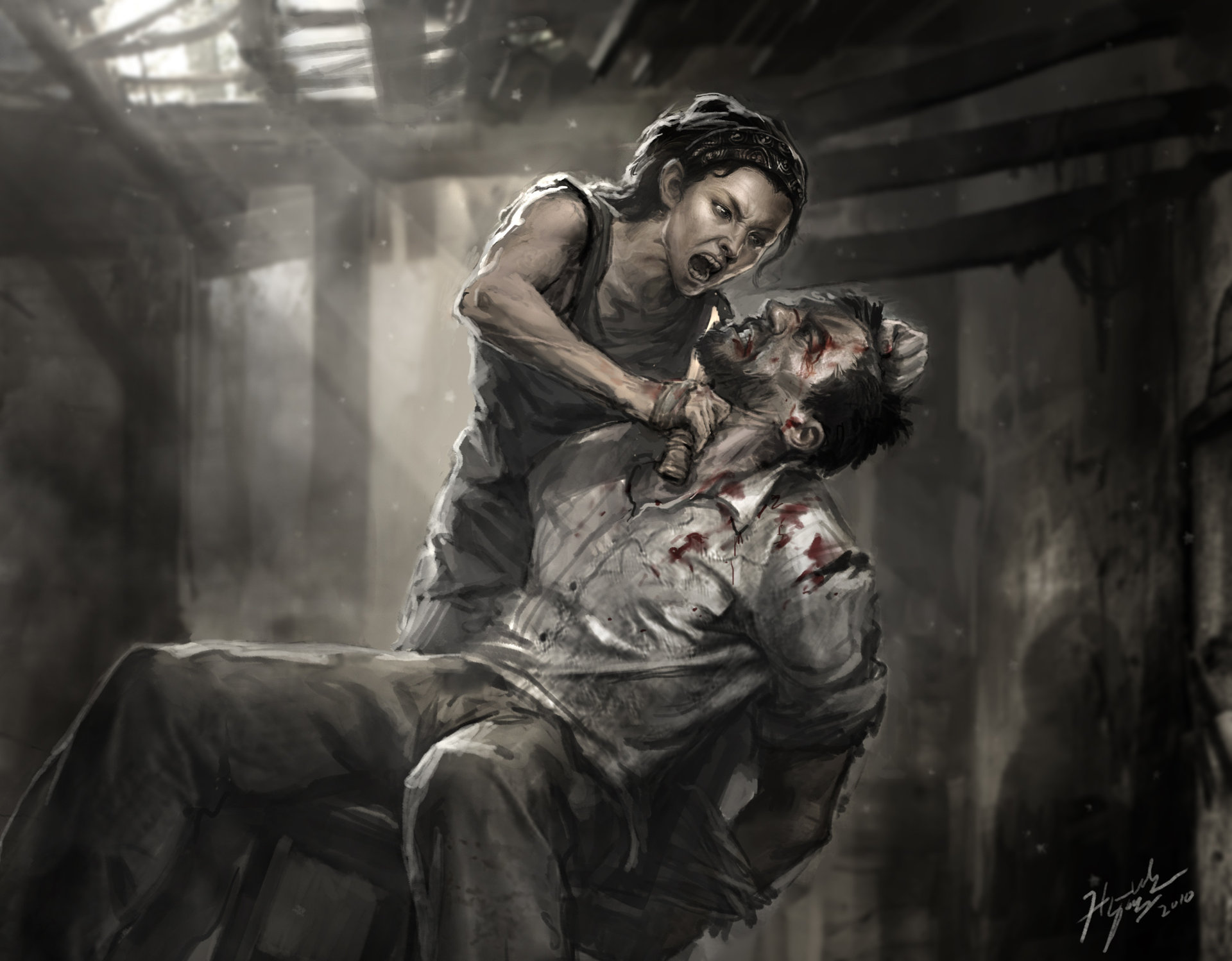 Tess torture 04