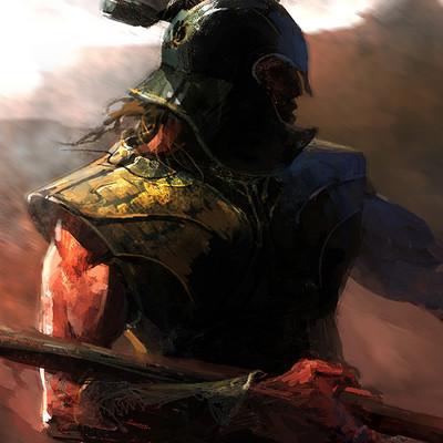 Achilles sketch