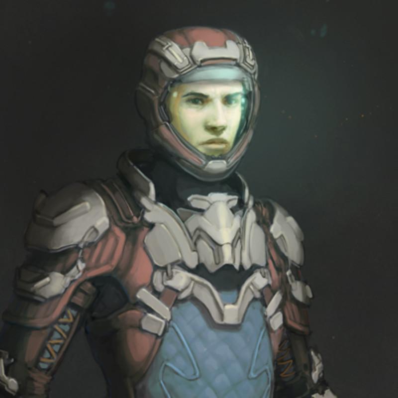 Primum Mobile | Character Concept : Bastard Suit