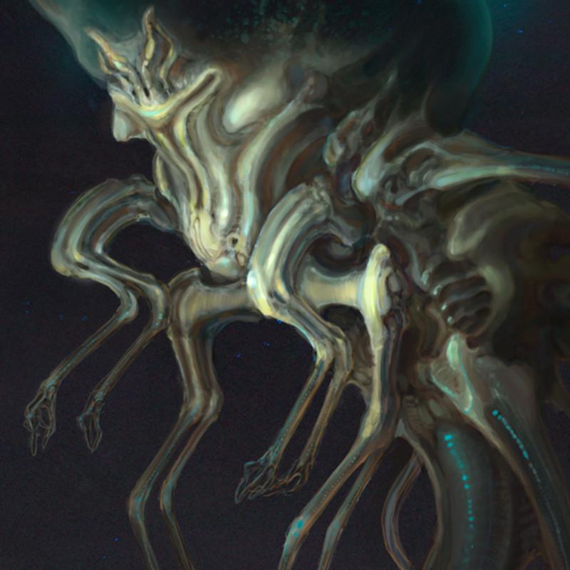 Primum Mobile | Creature Concept : Seraph