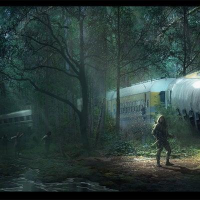Surviving train