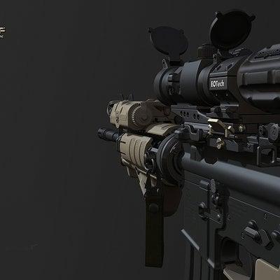 M4 ghost fps