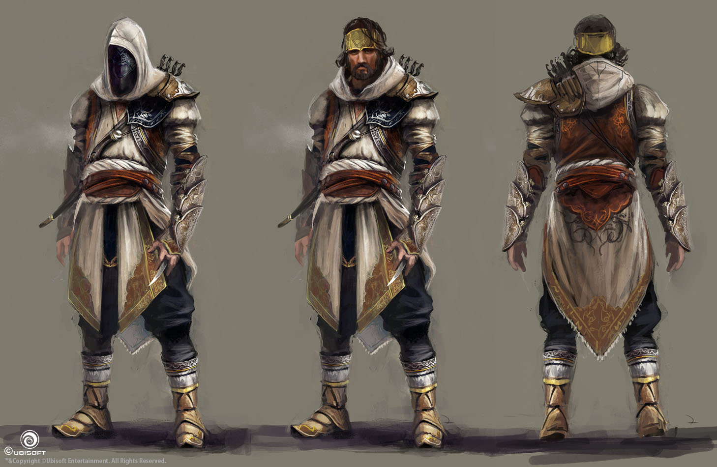 Artstation Assassin S Creed Revelations Concept Art Martin