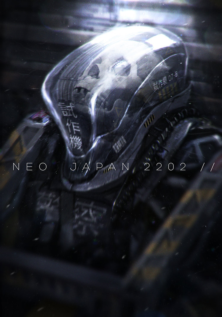 Neo Japan 2202 - The Shinjirui Experiment