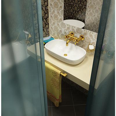 Classic bathroom by spybg