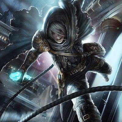 Odamaki the magic stone hunter