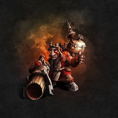Lopskull aarklash dwarf