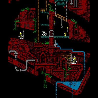 8 bit dungeon