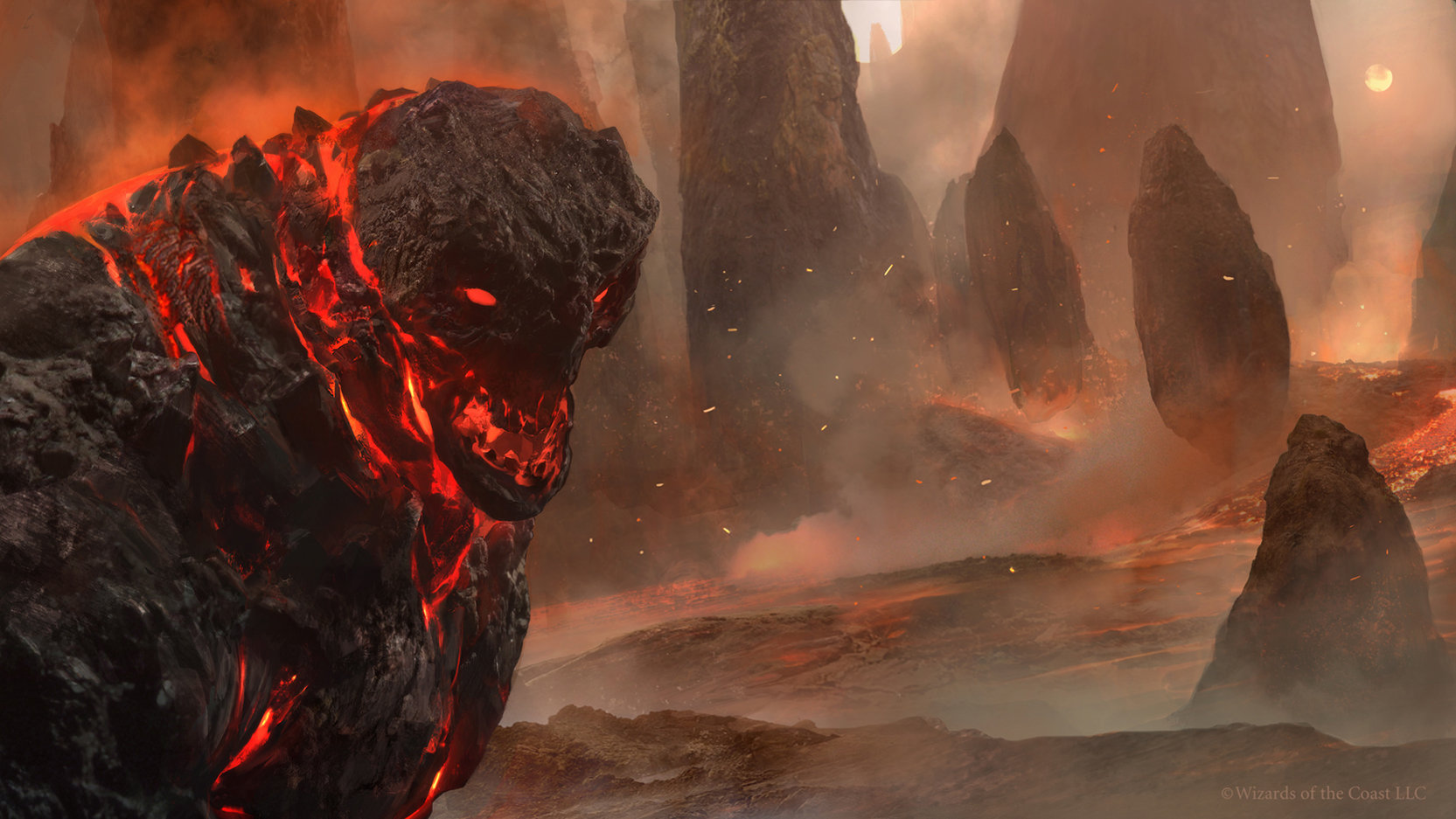 Duels of the planeswalkers 2014   obsidian lava mage.cghub.1