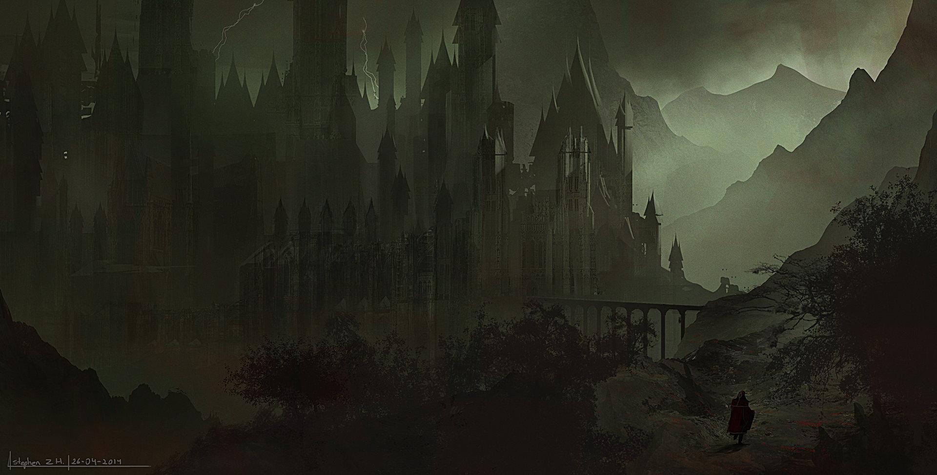 Transilvanian castlecg