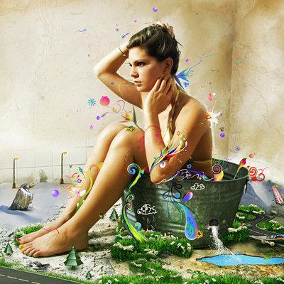 Gaia by archann