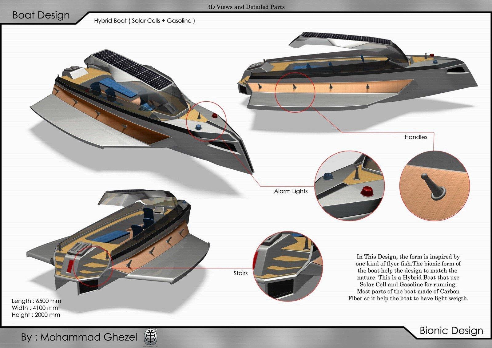 Boat design 2