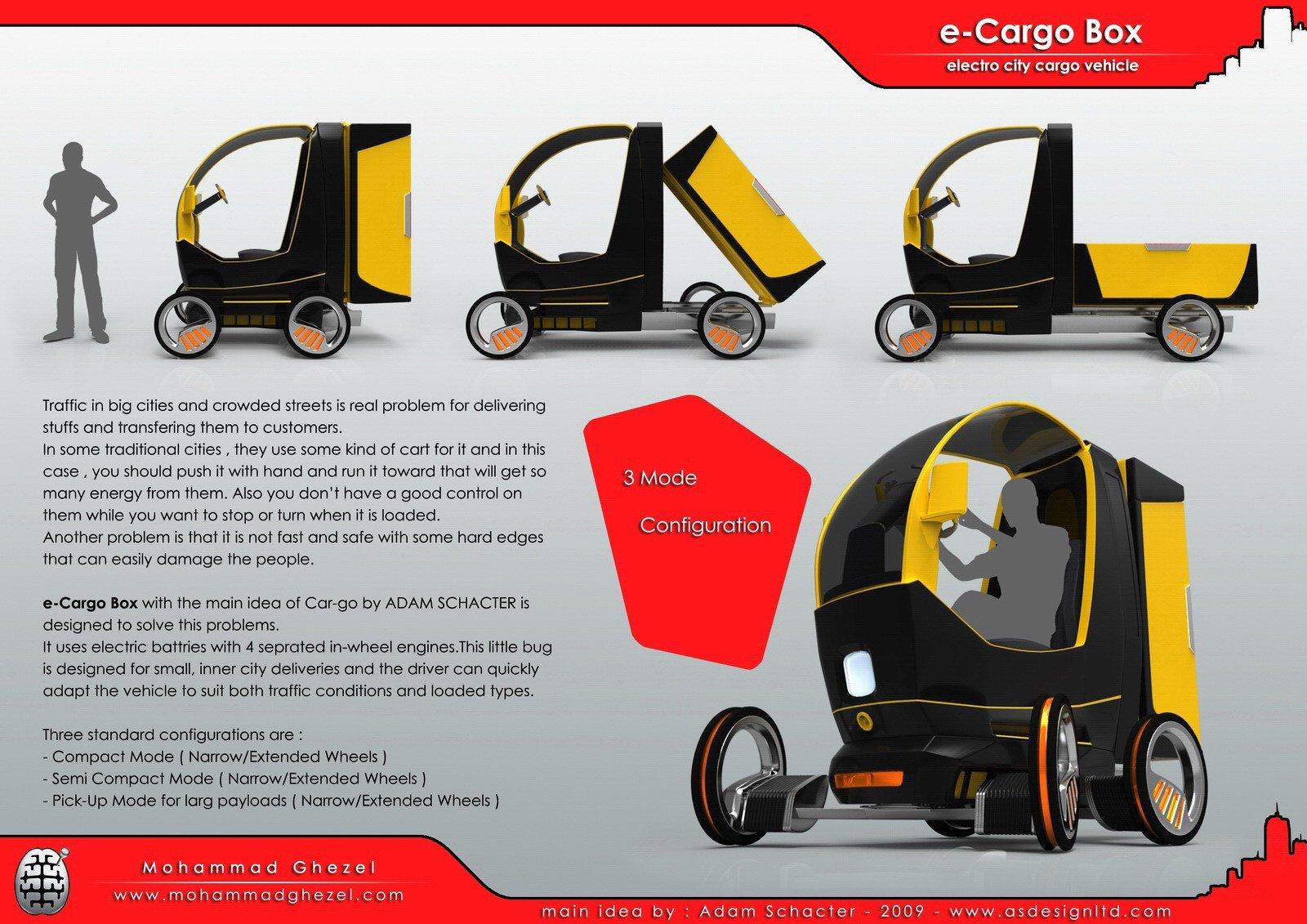Electro cargo box 2