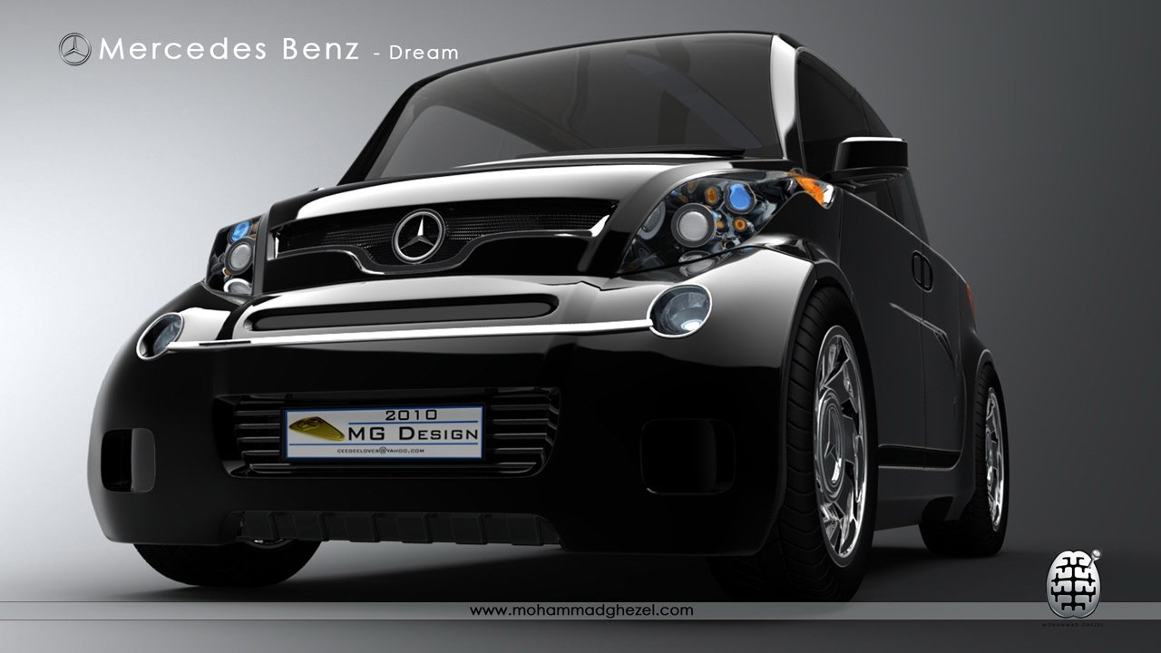 Mercedes benz   dream03