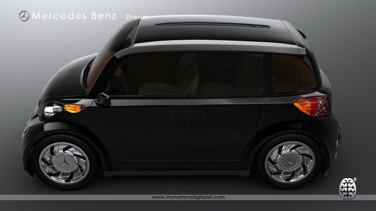 Mercedes benz   dream08
