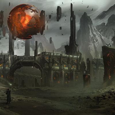 Wasteland stronghold 01