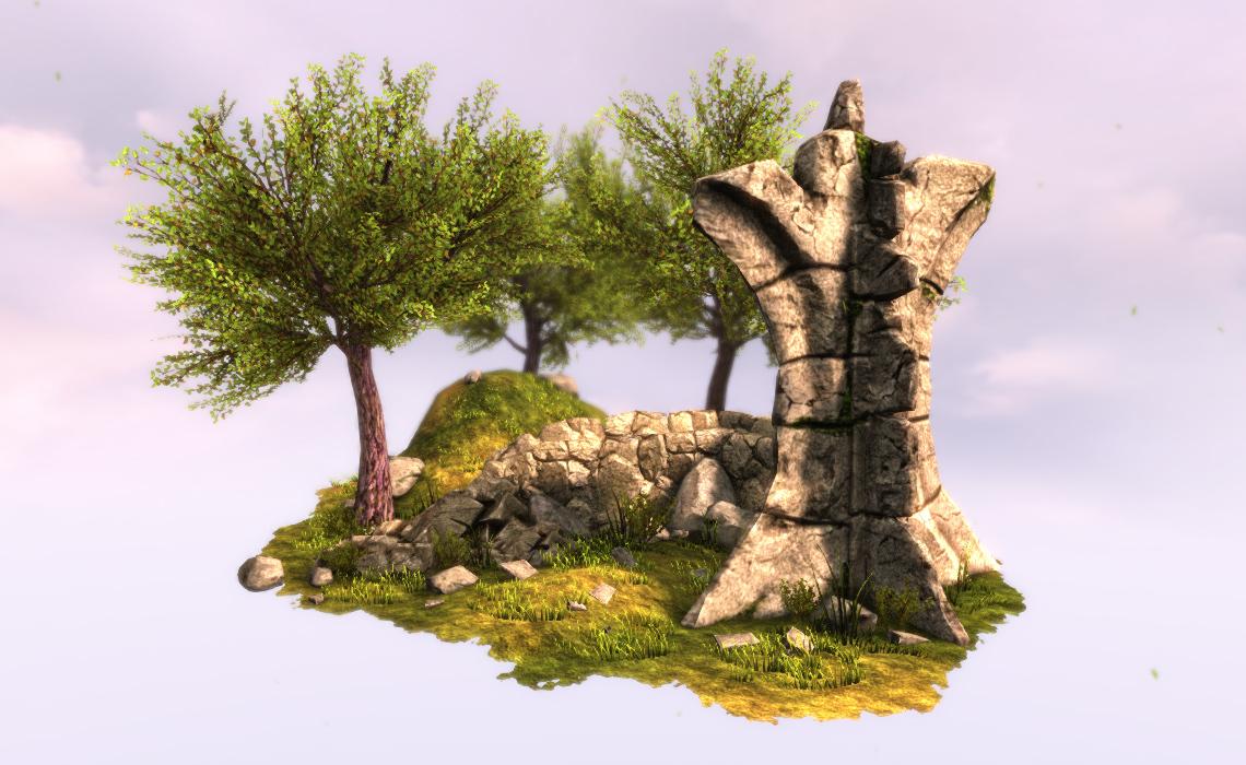 Foliage Scene