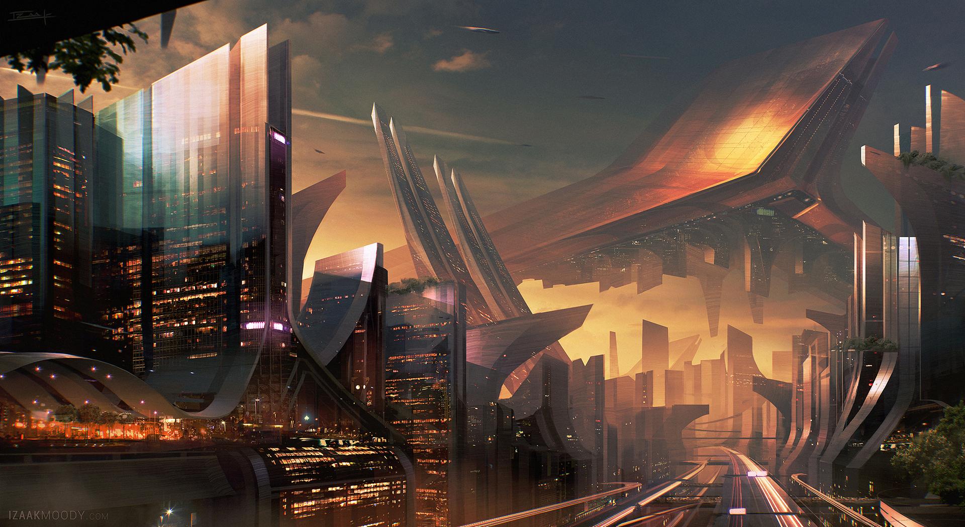 Earthscrapers