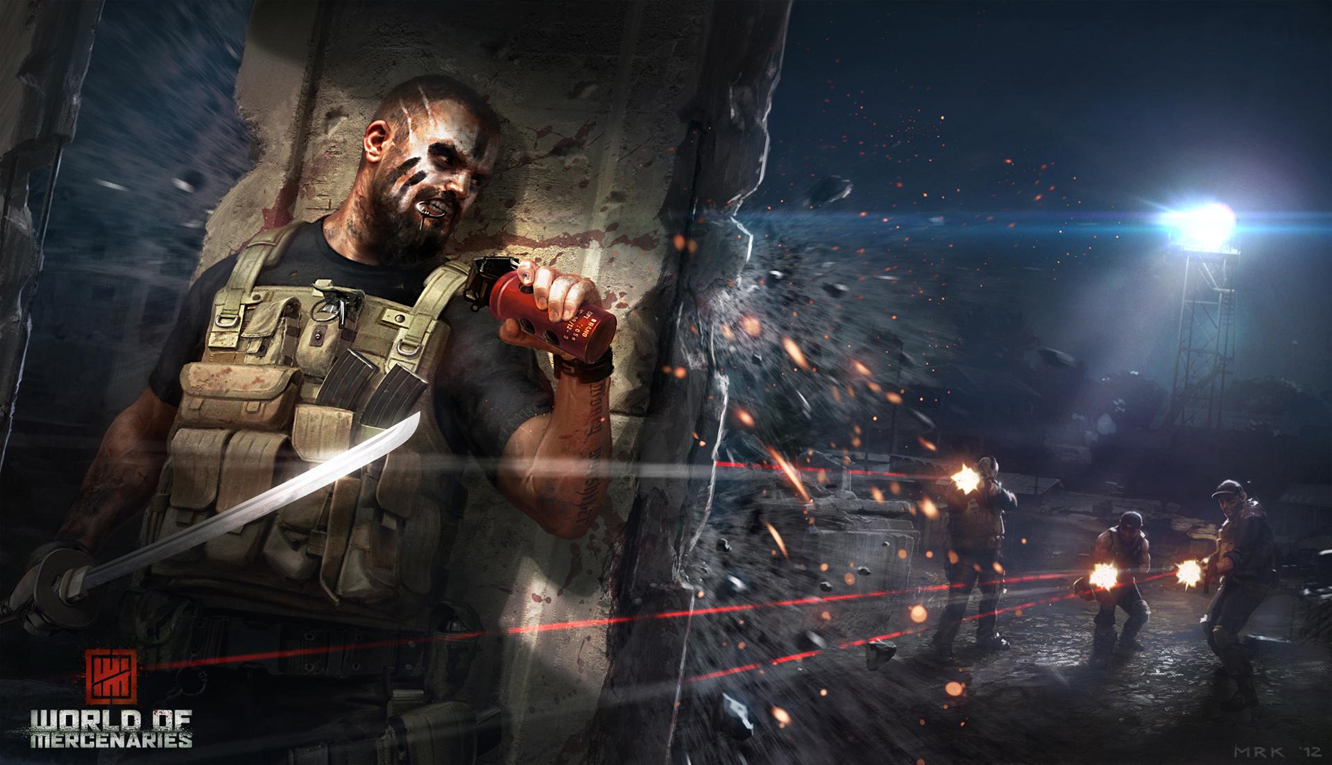 Bogdanmrk world of mercenaries