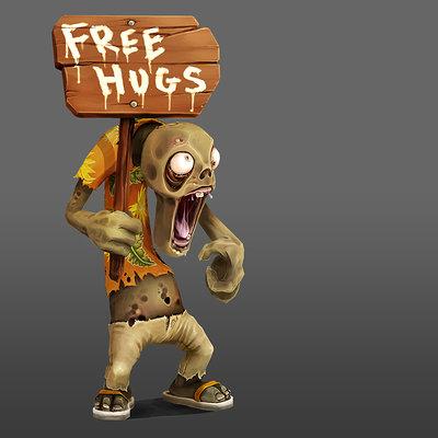 Wallpaper zombie