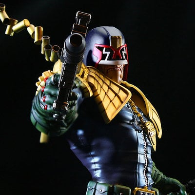 Dredd cu hero b