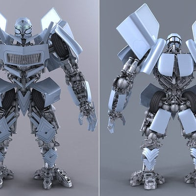 Autobot tbot by spybg