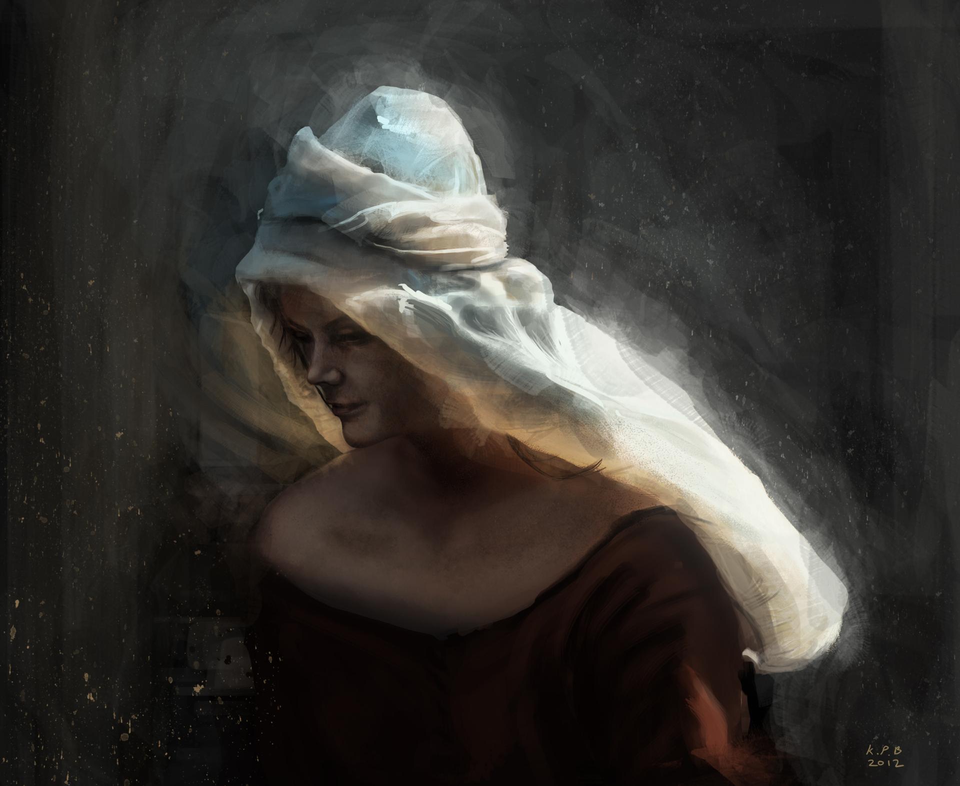 Medieval maid v006c