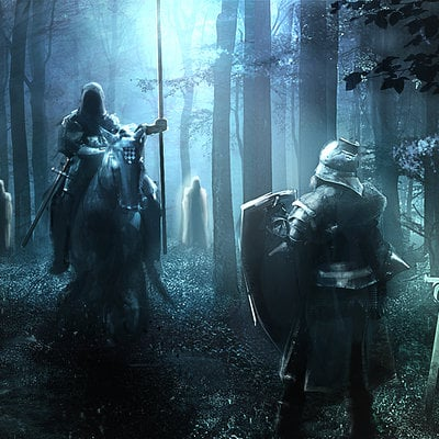 Knight forest v004a