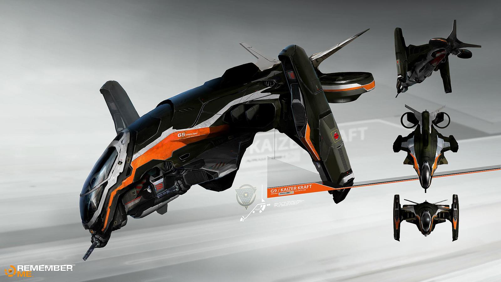 Rm concept gunship