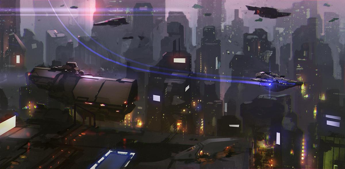 Sparks City
