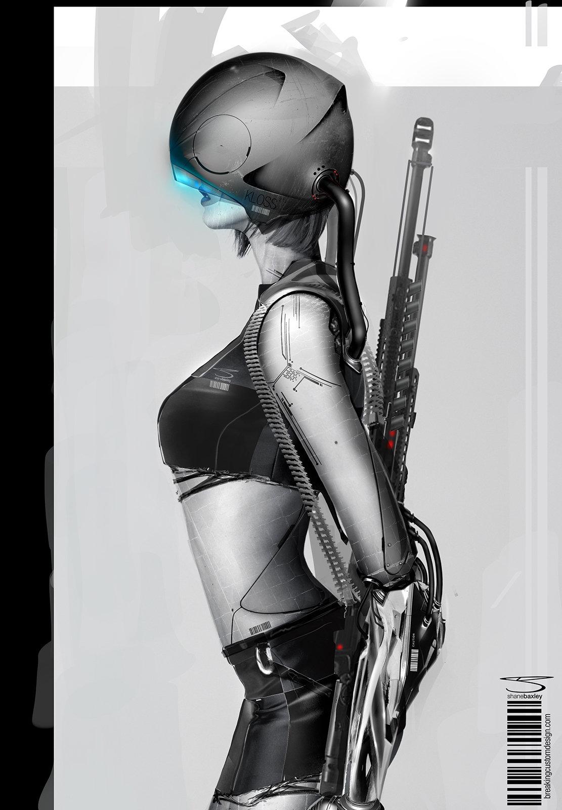 Baxley karlie cyborg lorezzed