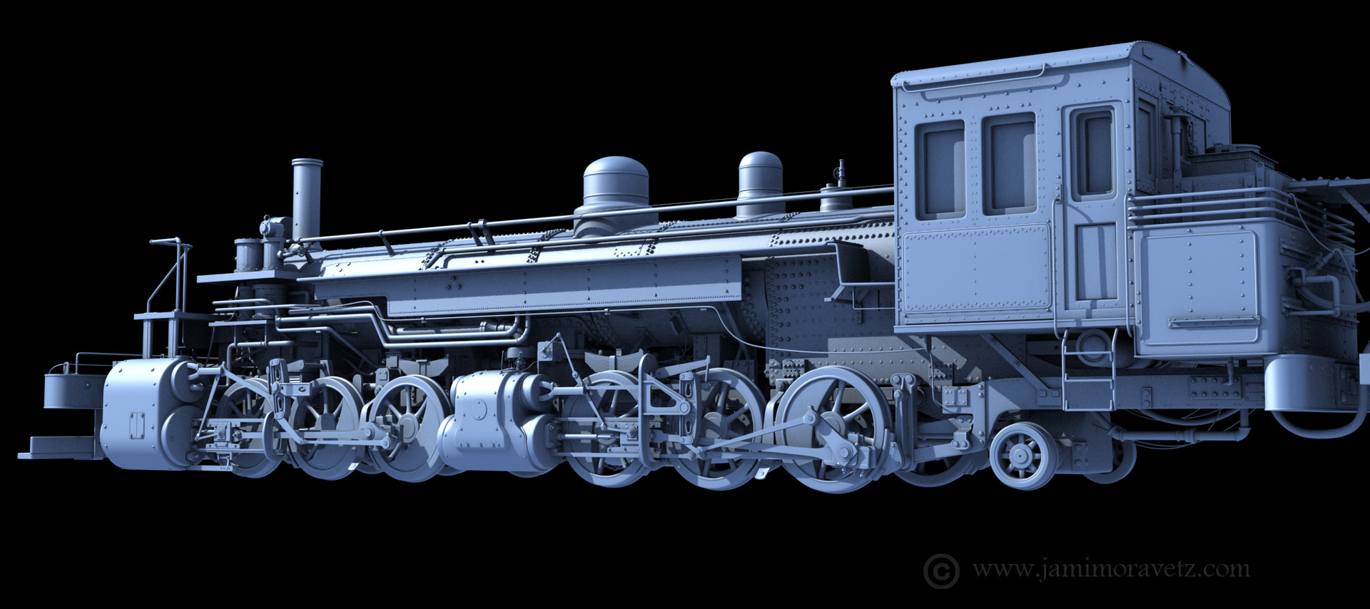 Train engine l