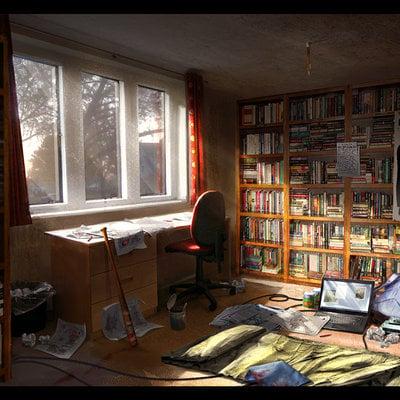 Room leonardocalamati