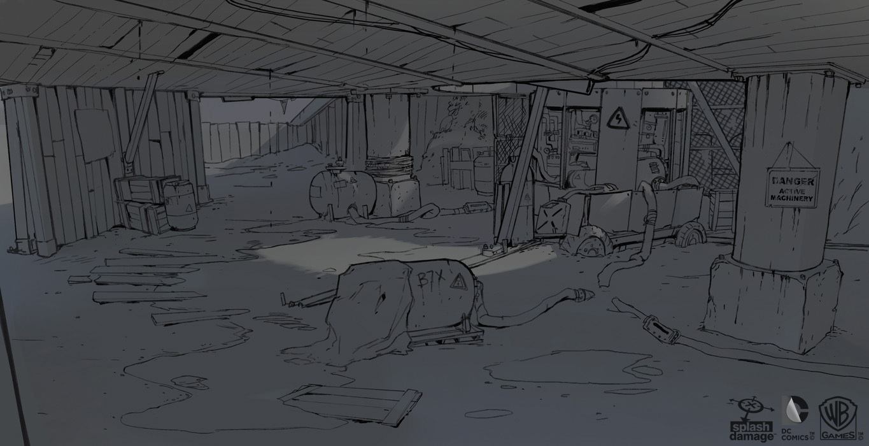 Ap funhouse bigdropinside